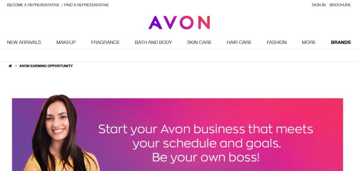 AVON MLM Company: Network Marketing Companies in India