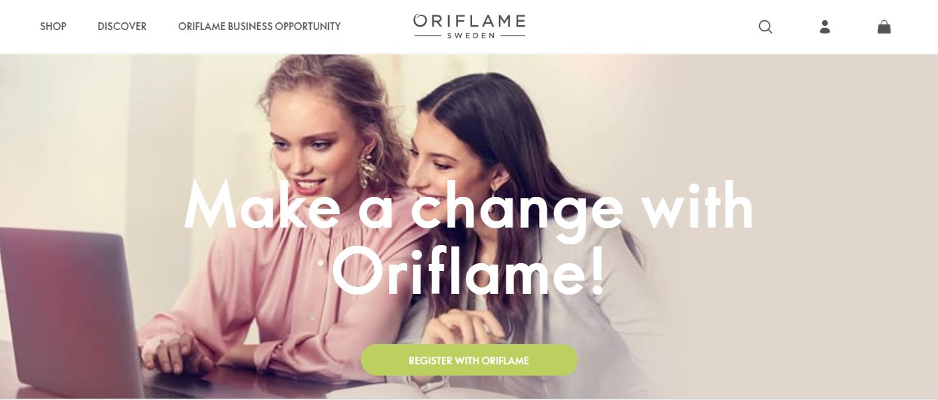 Oriflame MLM Company: Network Marketing Companies in India