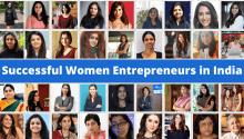 Successful Women Entrepreneurs in India