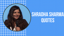 Shradha sharma quotes