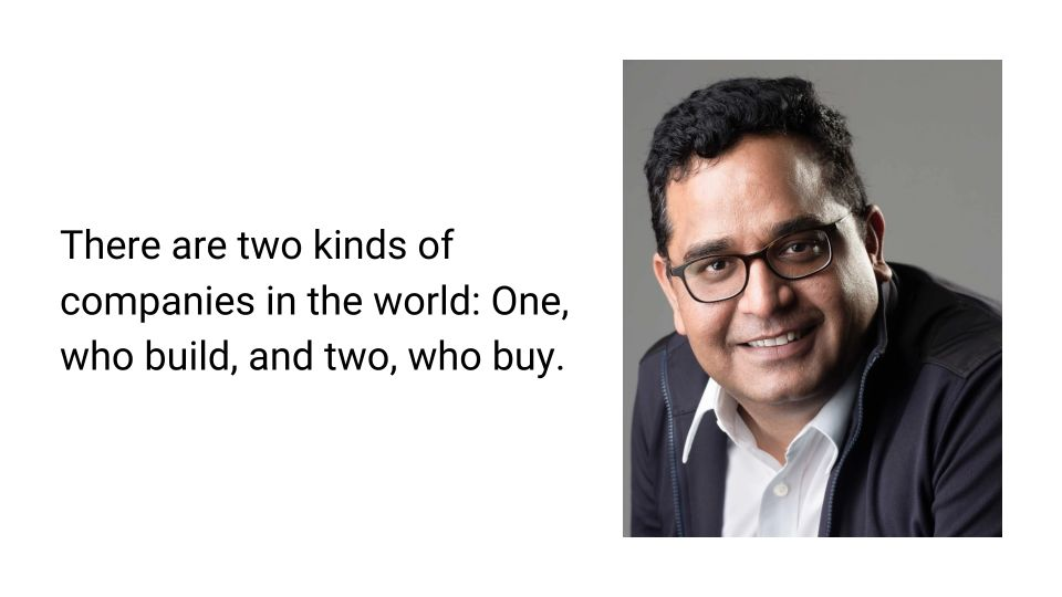 Vijay Shekhar Sharma Quotes 9