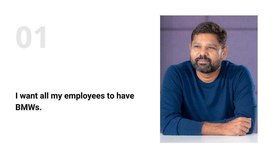 Girish Mathrubootham Quotes 1