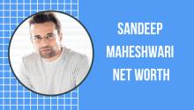 sandeep maheswari net worth